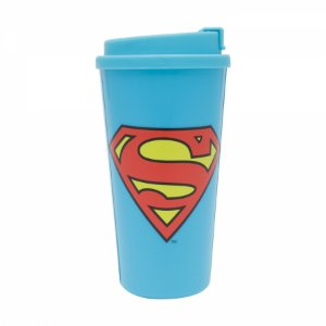 Copo Plástico Superman 500ml