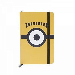 Caderneta de Anotação Minions A6 9,5X14CM 96FLS