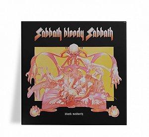 Azulejo Decorativo Black Sabbath Sabbath Bloody 15x15