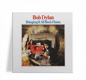 Azulejo Decorativo Bob Dylan Bringing It All Back Home 15x15