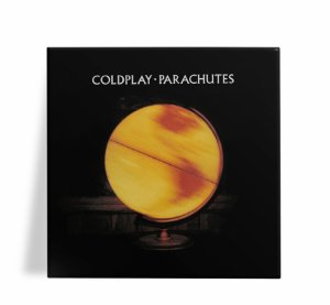 Azulejo Decorativo Coldplay Parachute 15x15