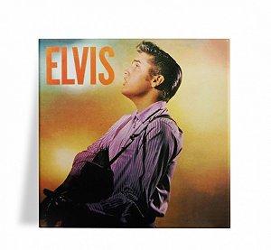 Azulejo Decorativo Elvis Presley 1956 15x15