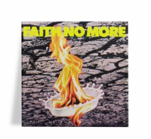 Azulejo Decorativo Faith No More The Real Thing 15x15