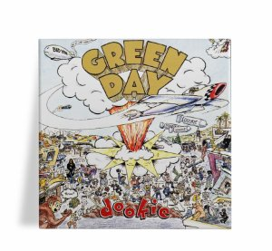 Azulejo Decorativo Green Day Dookie 15x15