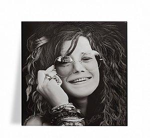 Azulejo Decorativo Janis Joplin In Concert 15x15