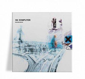 Azulejo Decorativo Radiohead OK Computer 15x15