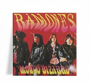 Azulejo Decorativo Ramones Mondo Bizarro 15x15