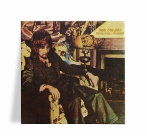 Azulejo Decorativo Rod Stewart Never a Dull Moment 15x15