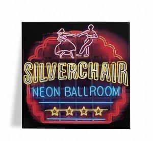 Azulejo Decorativo Silverchair Neon Ballroom 15x15