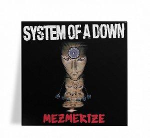Azulejo Decorativo System of a Down Mezmerize 15x15