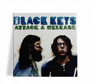 Azulejo Decorativo The Black Keys Attack & Release 15x15