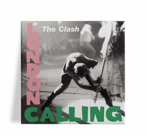 Azulejo Decorativo The Clash London Calling 15x15