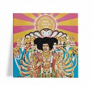 Azulejo Decorativo Jimi Hendrix Experience 15x15