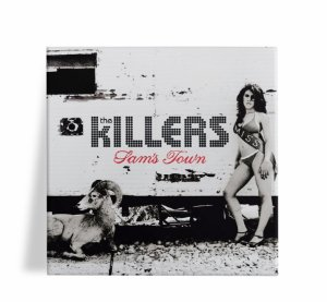 Azulejo Decorativo The Killers Sams Town 15x15