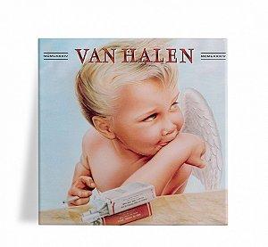 Azulejo Decorativo Van Halen 1984 15x15