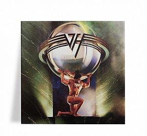 Azulejo Decorativo Van Halen 5150 15x15