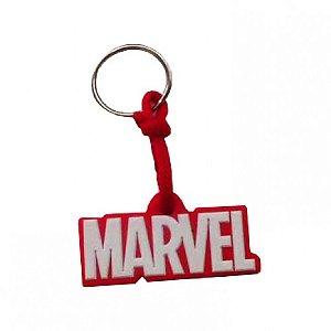 Chaveiro Emborrachado Marvel