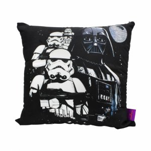 Almofada Star Wars 40X40 cm - Darth Vader Veludo