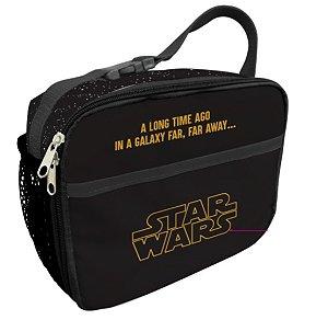 Lancheira Térmica Star Wars 2 Bolsos