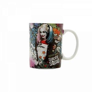 Canena mini porcelana Harley Quinn 135ml