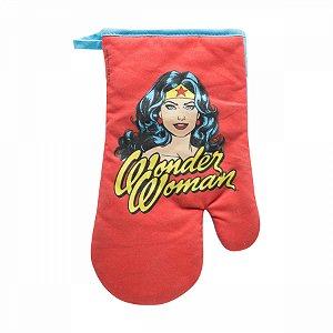 Luva de forno Mulher Maravilha DC Comics