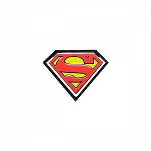 Marcador de página alumínio Superman DC 5,5X3,5CM