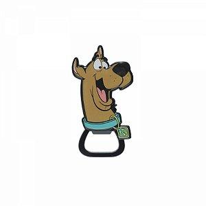 Abridor Garrafa Metal Magnético Scooby Doo 8X4,5CM
