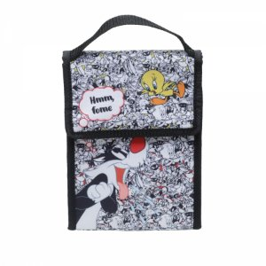 Bolsa Térmica Frajola Piu Piu Looney Tunes 19X12X26CM