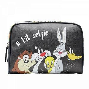 Necessaire de viagem Looney Tunes 23,5X6,5X17 cm