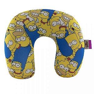 Almofada Pescoço Simpsons Família
