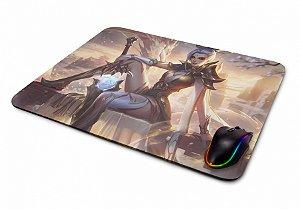 Mousepad Gamer League Of Legends Riven II