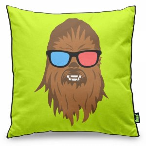 Almofada Geek Side - Chill Bacca