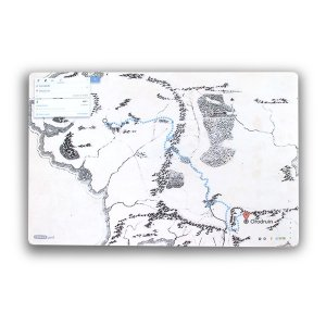 Placa Rota Middle - 16 x 24,8 cm