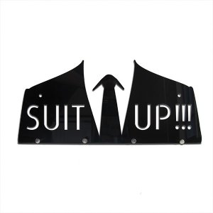 Cabideiro Suit Up!!!