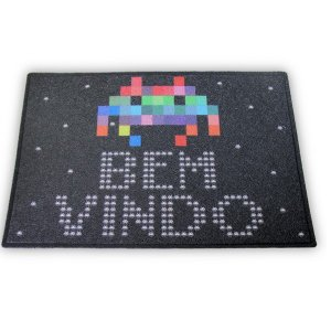 Capacho Space Invaders - 60 x 40