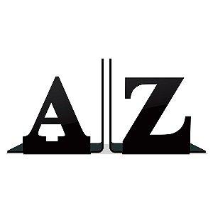 Porta Livros de A-Z