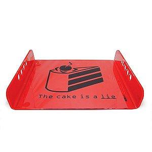 Bandeja Acrílico Cake