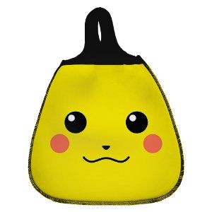 Lixinho para carro Pokemon Pikachu