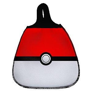 Lixinho para carro Pokemon Pokebola