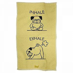 Pano Multiuso em Microfibra Inhale Exhale