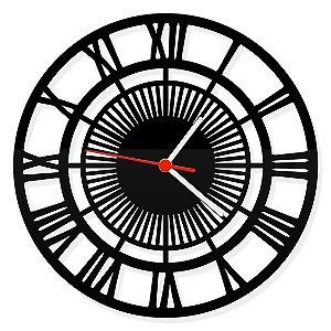 Relógio de Parede Romanos
