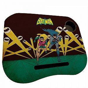 Porta laptop mdfplastico DC Batman e Robin I