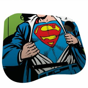 Porta laptop DC Superman opening shirt