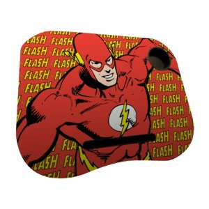 Porta laptop mdfplastico DCO The Flash half body