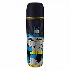 Garrafa termica aco inoxpp DC Batman preta 6,8 X 25,5 CM 50