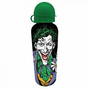 Squeeze aluminio DC Joker com baralho fd roxo 6,5 X 21 cm 50
