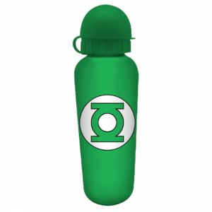 Squeeze aluminio DC Green Light logo verde 6,5 X 21 CM 500 m