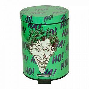 Lixeira metal DC comics Joker verde 5l