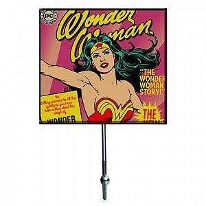 Cabideiro vidro DCO Wonder Woman 13 X 21 X 7,5