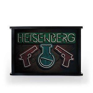 Luminária Heisenberg